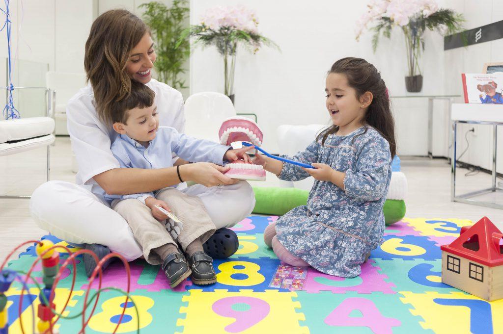 Clínica dental niños